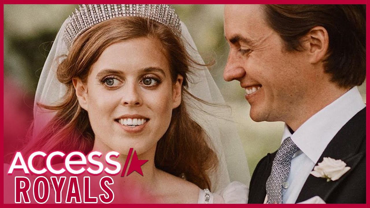 Princess Beatrice Gets Candid About Being a Stepmother