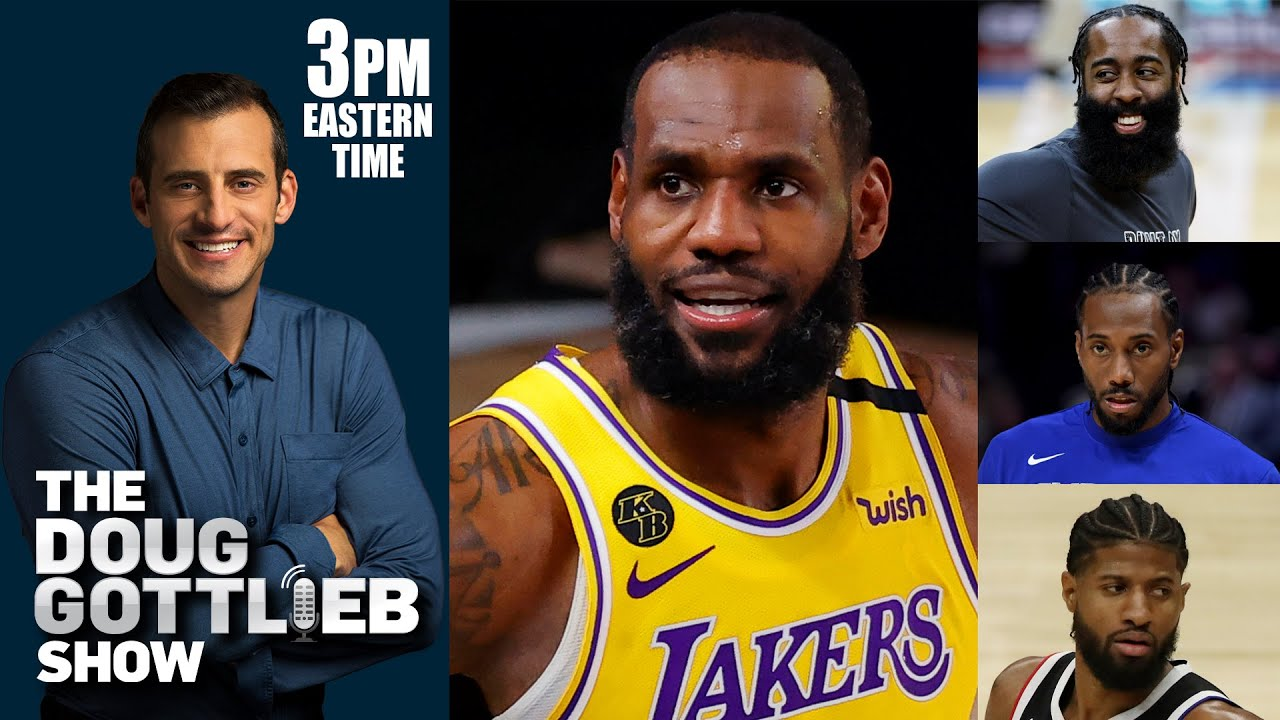 Ric Bucher - There's a Lot Wrong With How Today's NBA is Played and Officiated | DOUG GOTTLIEB SHOW