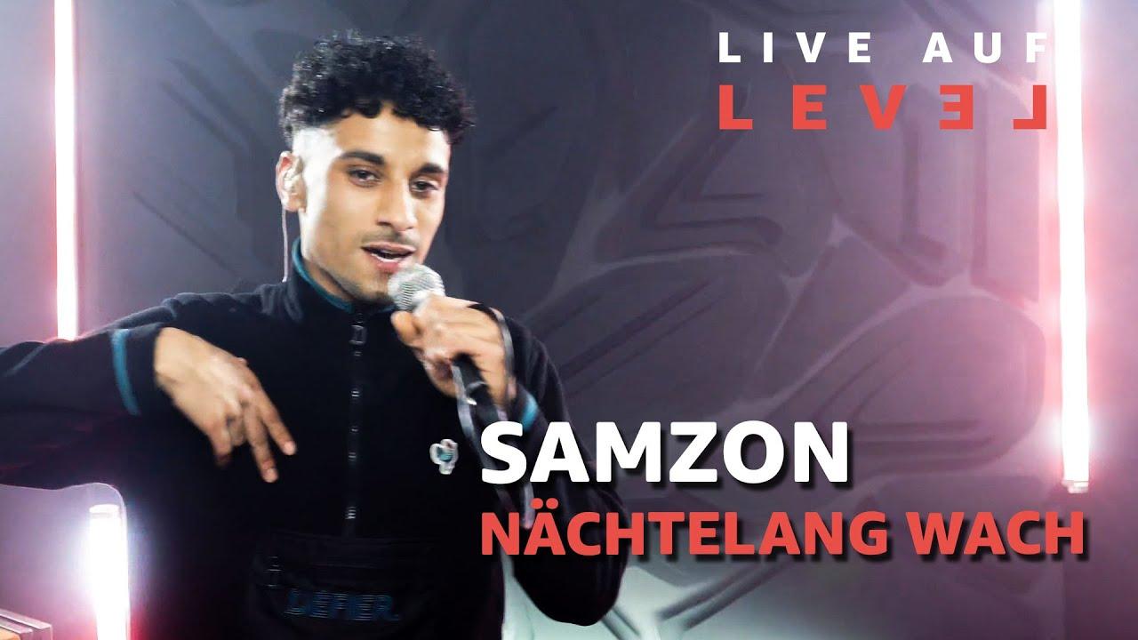 Samzon - Nächtelang wach (Live Auf Level) | 16BARS