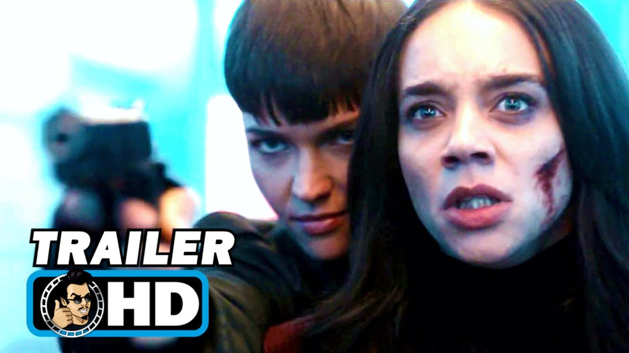SAS: RED NOTICE Trailer (2021) Ruby Rose, Andy Serkis Action Movie HD