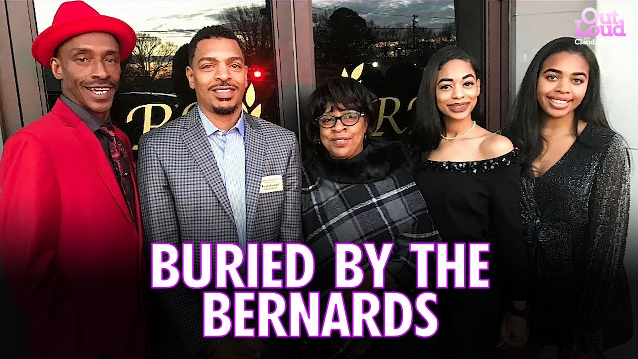 Sitting Down with Netflix's Buried by the Bernards Cast | Out Loud with Claudia Jordan