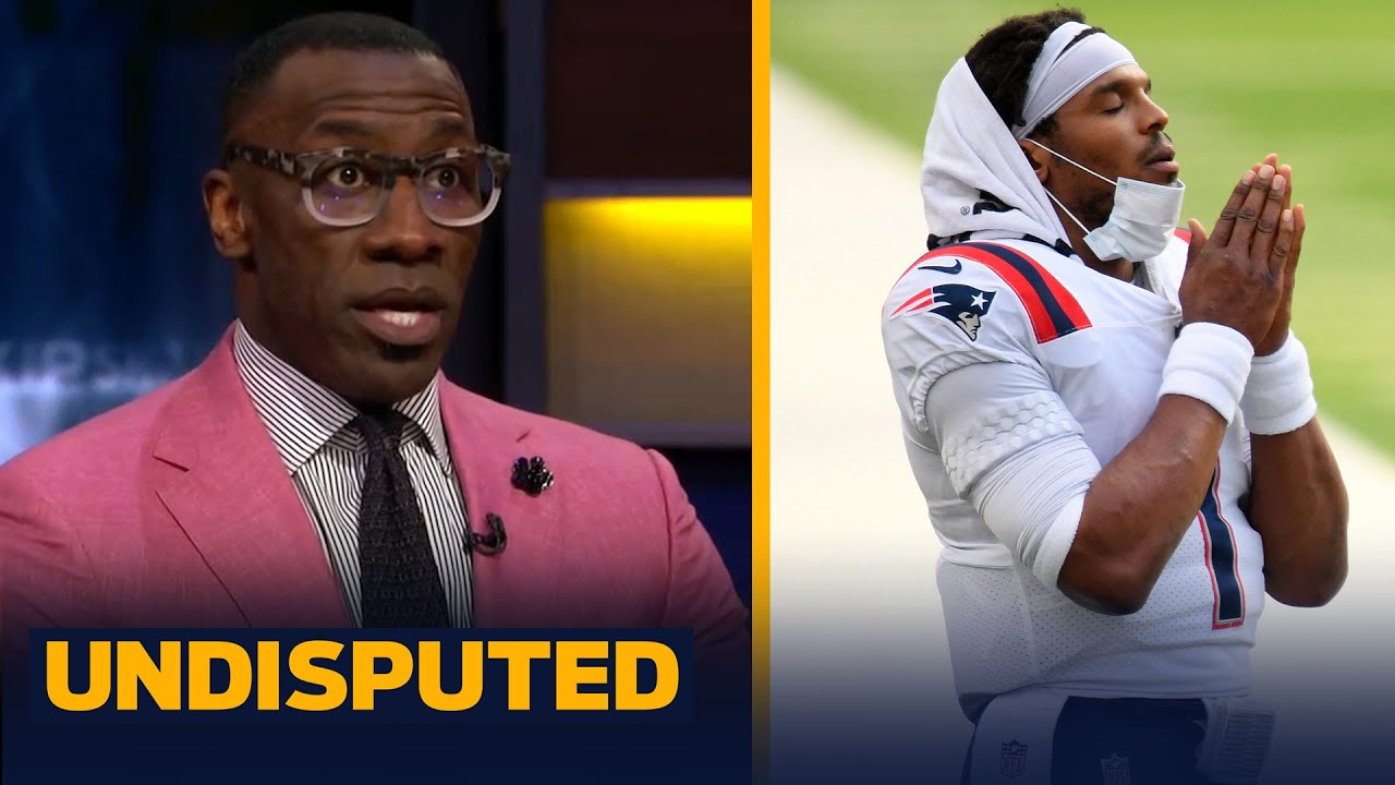 Skip & Shannon react to Patriots re-signing Cam Newton to 1-year deal worth $14M | NFL | UNDISPUTED