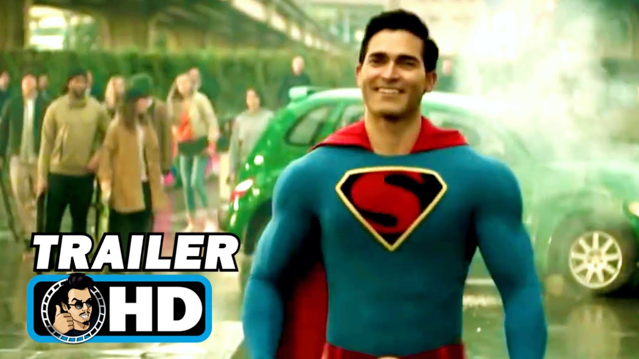 "SUPERMAN AND LOIS ""Opening Scene"" Clip (2021) DC Superhero Series"