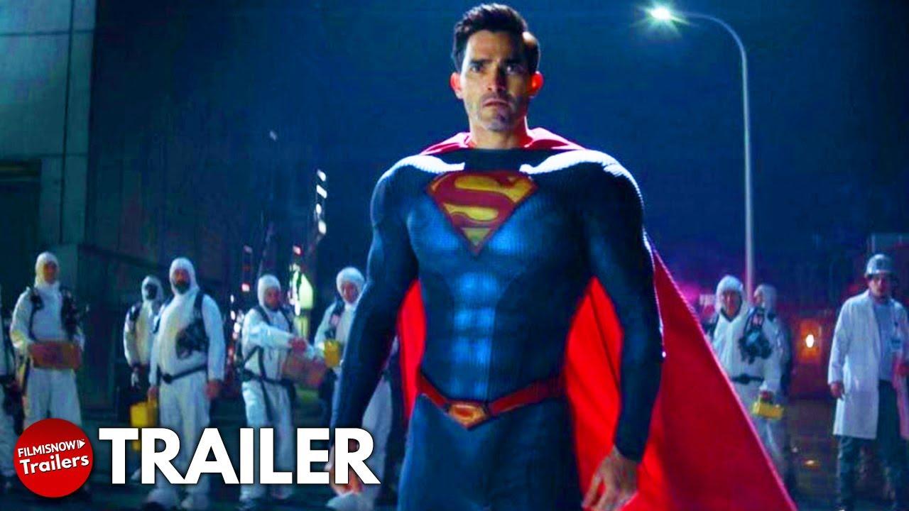 SUPERMAN & LOIS Trailer (2021) DC Series