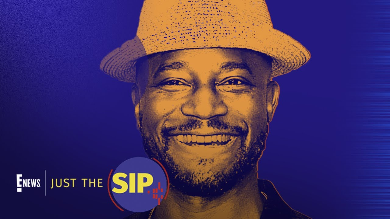 Taye Diggs Reveals Who's Sliding Into His DMs | Just The Sip | E! News