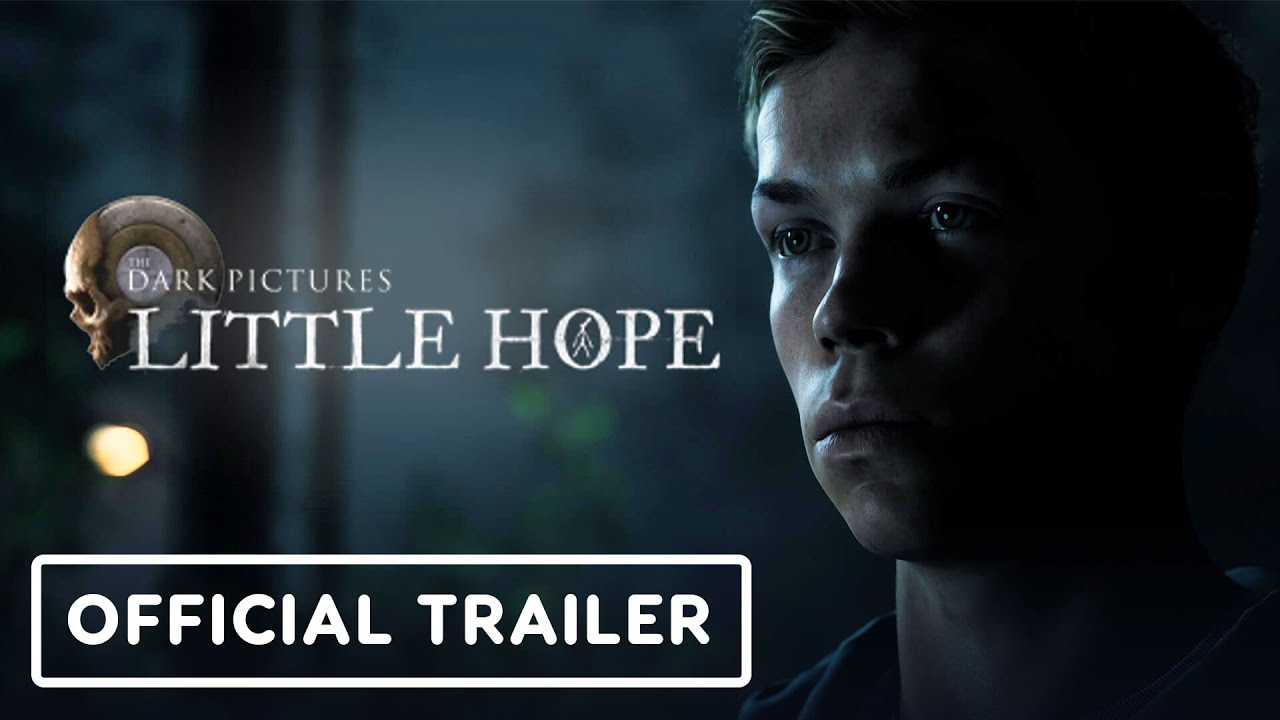 The Dark Pictures Anthology: Little Hope - Official Accolades Trailer