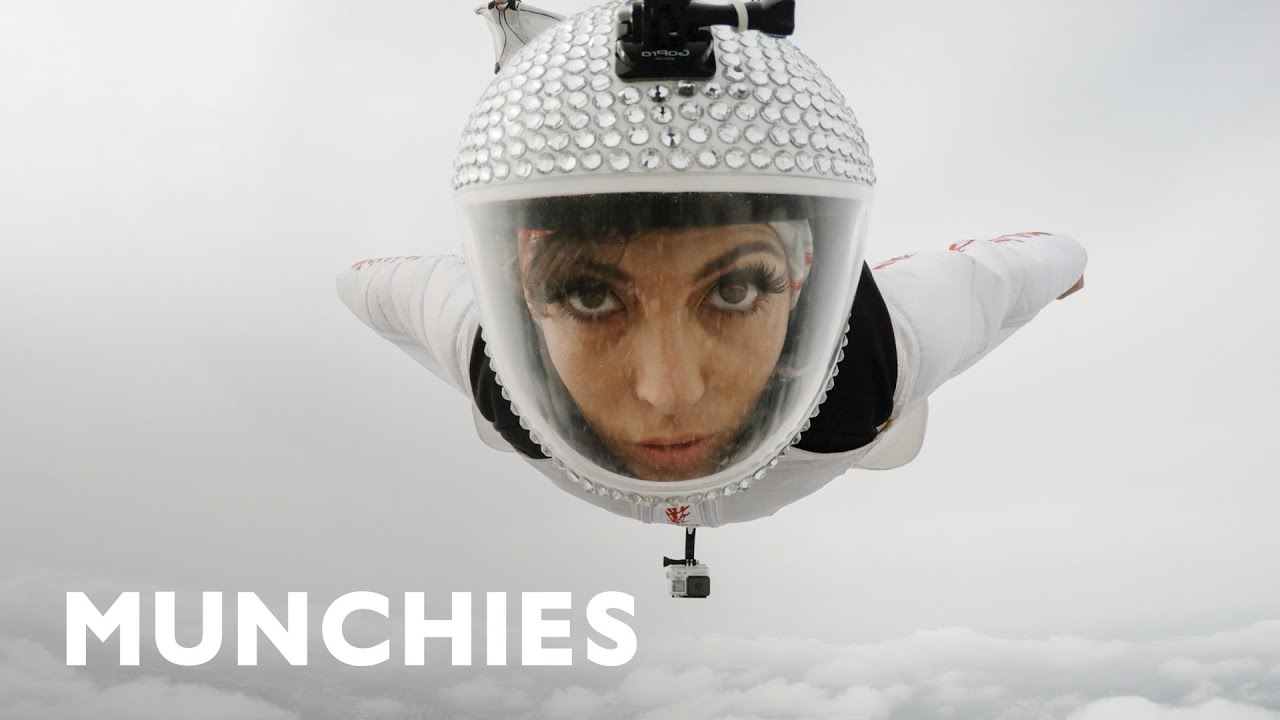The Diet of A Skydiving, Wingsuiting, Aerial Stuntwoman