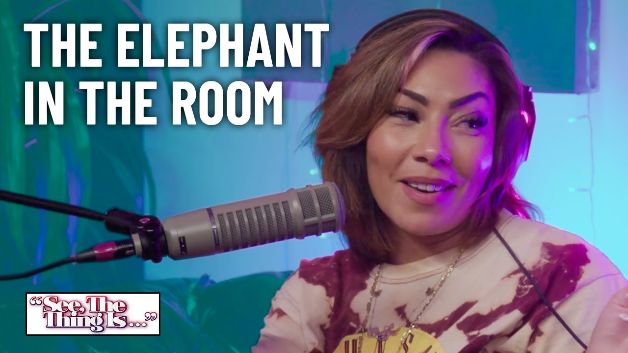 The Elephant In The Room | See, The Thing Is
