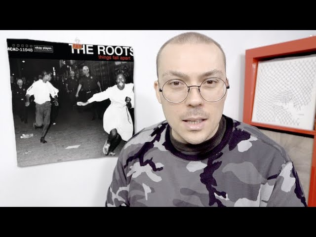 The Roots - Things Fall Apart ALBUM REVIEW