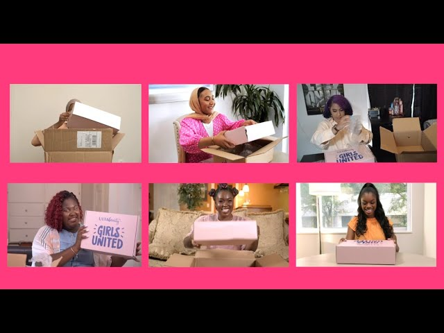 The Unboxing (Episode 6 of Girls United: Beautiful Possibilities 2.0)