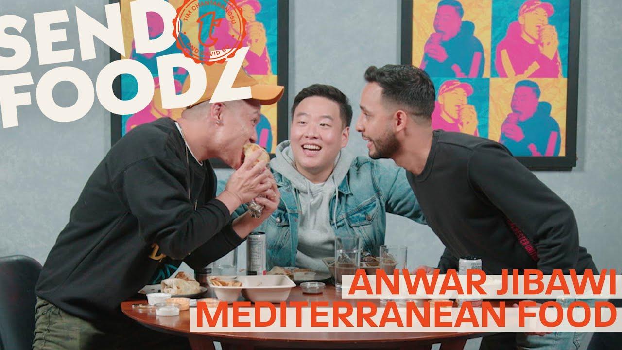 Tim and David Try Anwar Jibawi's New Restaurant | Send Foodz