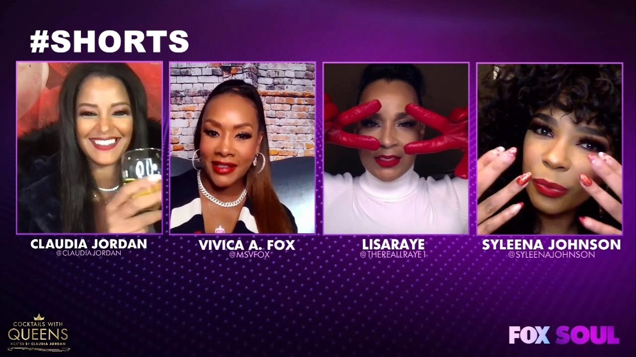 Who is FOX SOUL? | Cocktails with Queens | #shorts