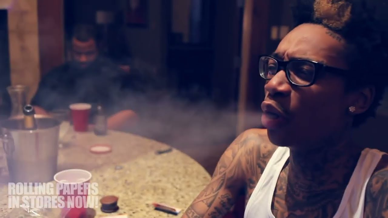Wiz Khalifa Celebrates 10 Years of Rolling Papers