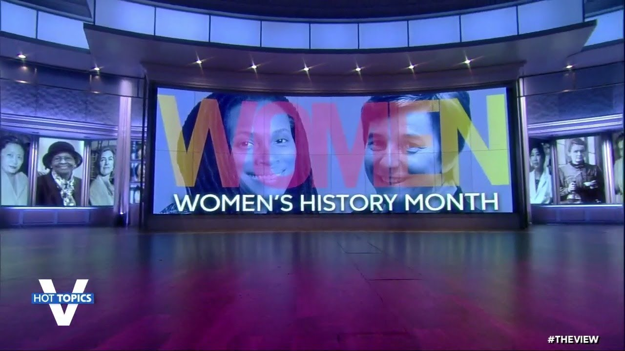 Women's History Month: Science Innovators   The View