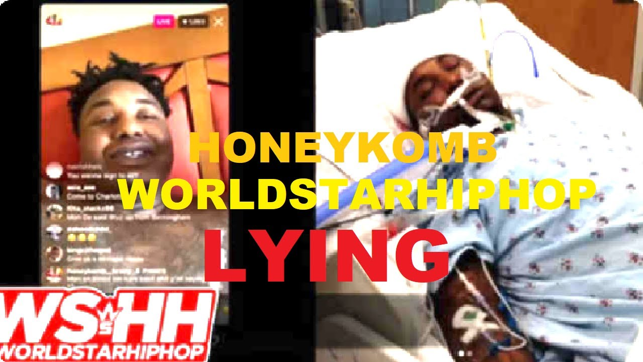 Worldstarhiphop LYING! Says HoneyKomb Brazy Was Bragging About Targeting Enemies Grandparents?