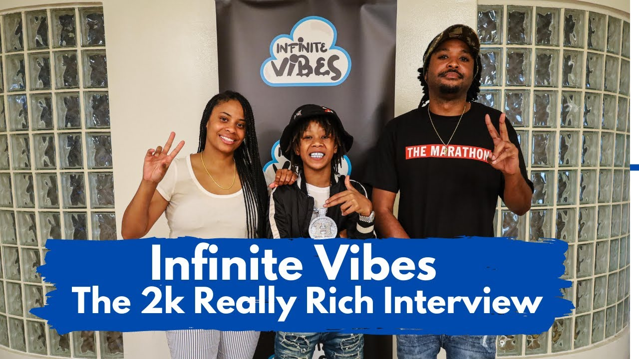 2k Really Rich Talks Life In Kentucky, Meeting Lil Baby Being Homeless & More On Infinite Vibes
