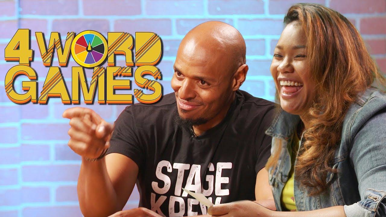 4Word Games | MegScoop vs. Tony Baker | All Def