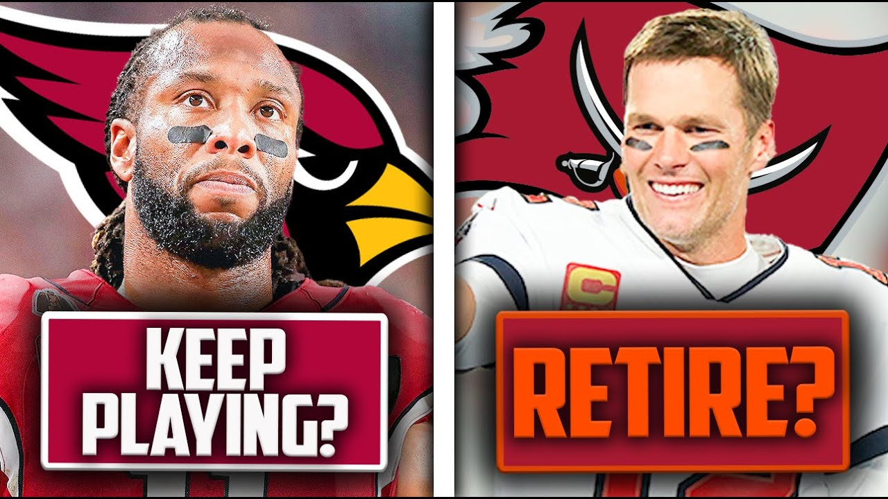 5 NFL Veterans Who NEED To RETIRE…And 5 Who Should KEEP PLAYING