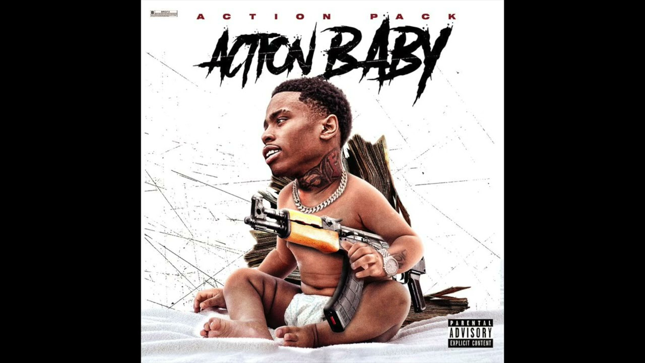 Action Pack - Action Baby (AUDIO)