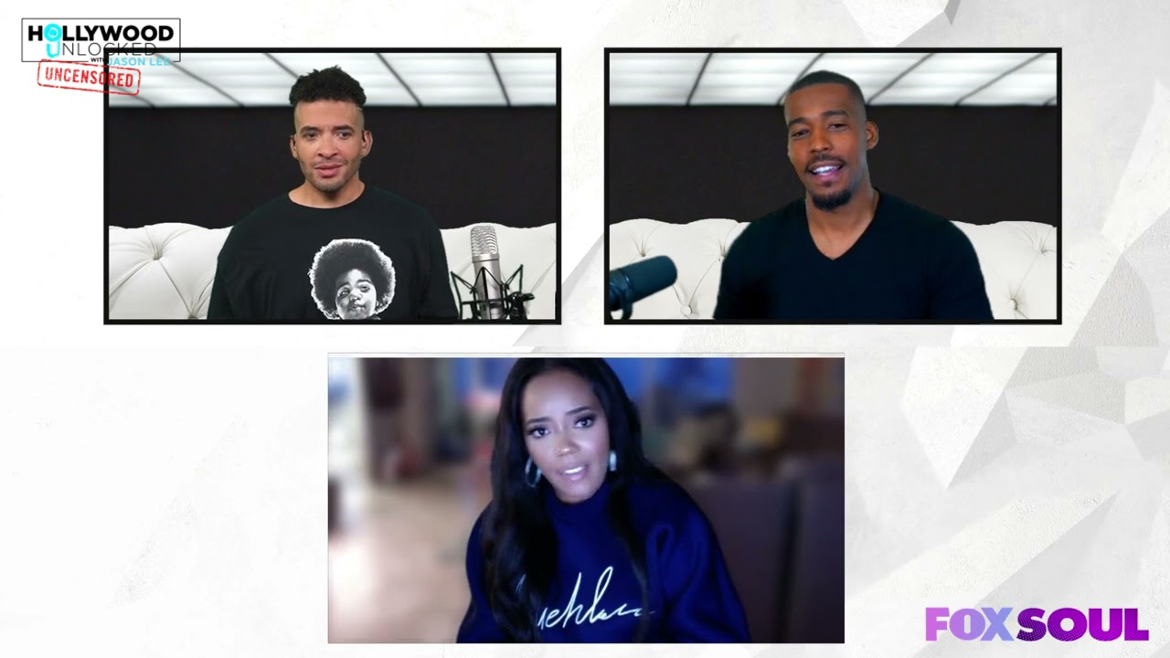 Angela Simmons Talks Her New Skincare Line Simmons Beauty & Offers DJ Damage A Routine