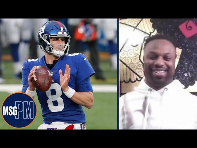 Bart Scott Talks New York Giants' & Jets' NFL Draft Options | MSG PM