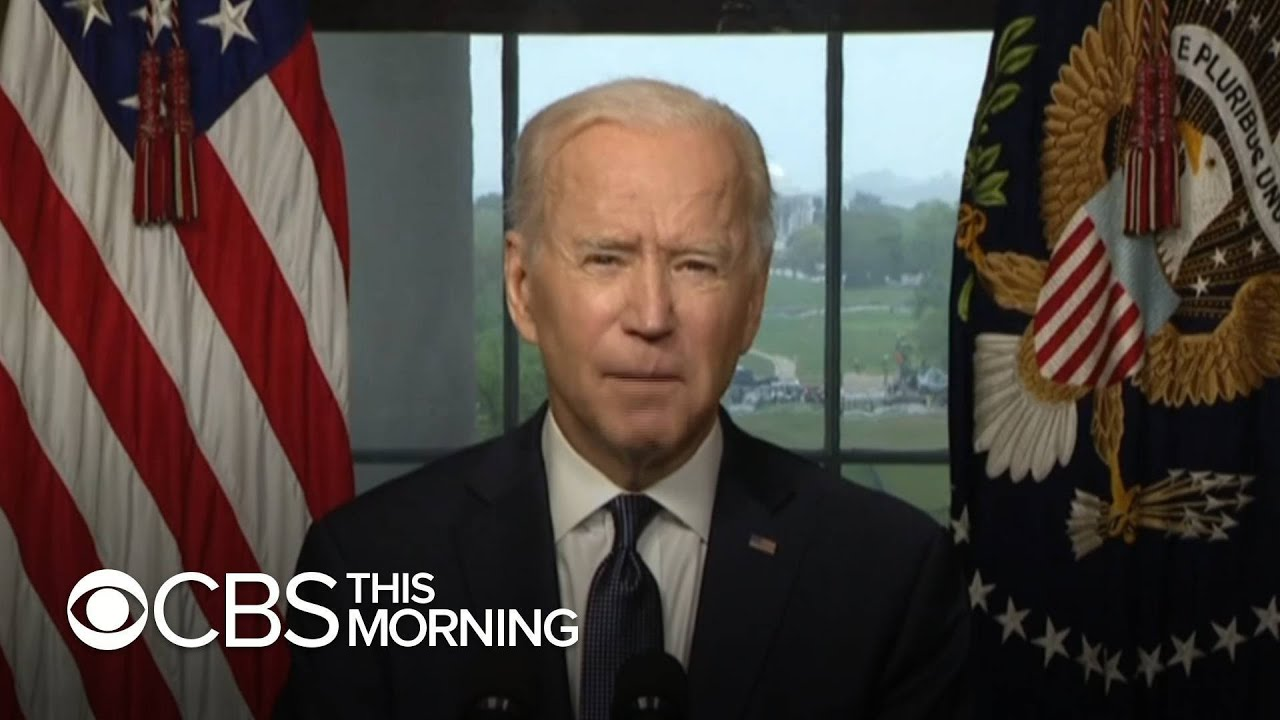 Biden turns focus away from Middle East and toward China, Russia