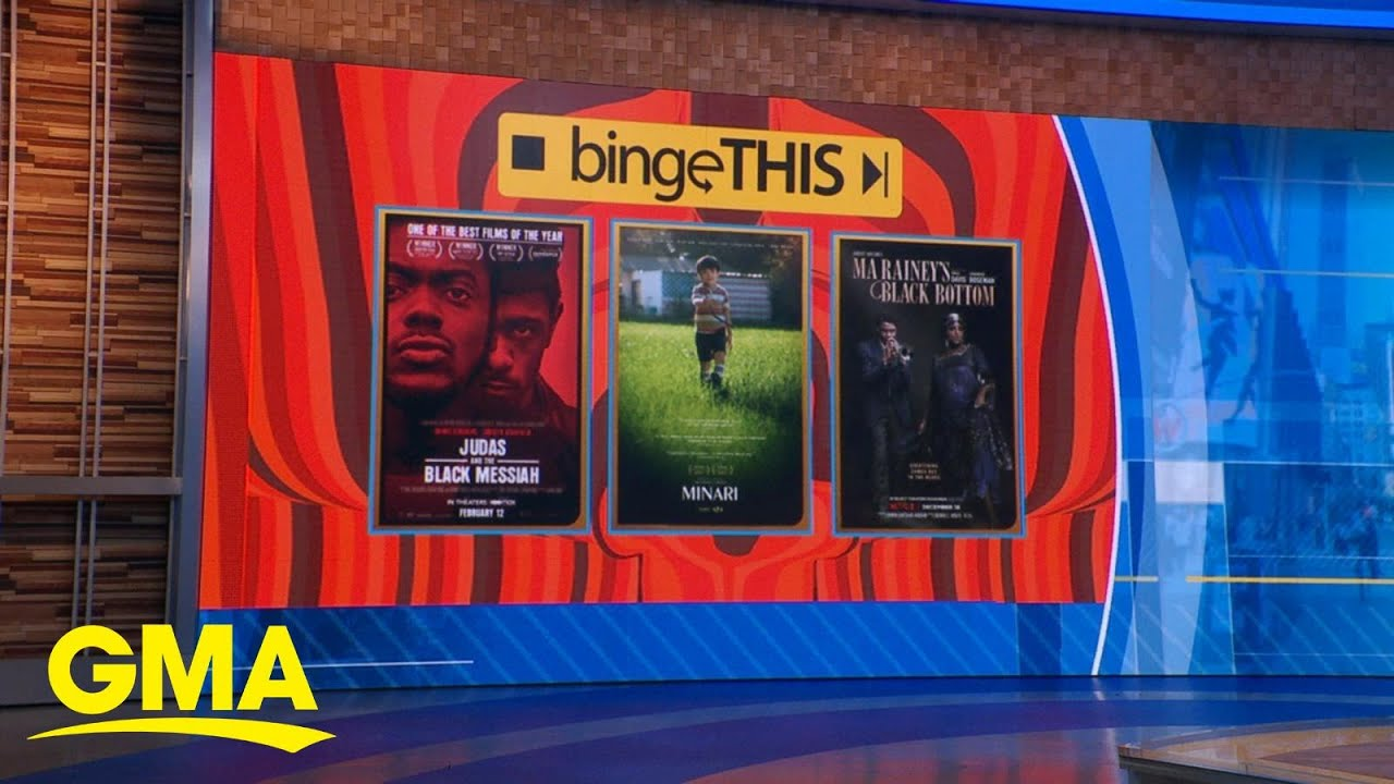 Binge This!: What must-see movies to check off your list before the Oscars | GMA