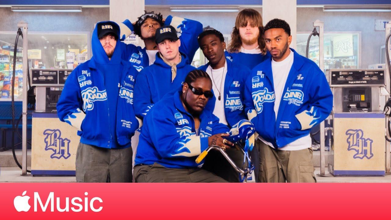 BROCKHAMPTON: 'ROADRUNNER,' Meeting A$AP Rocky, and Message Behind their Lyrics | Apple Music