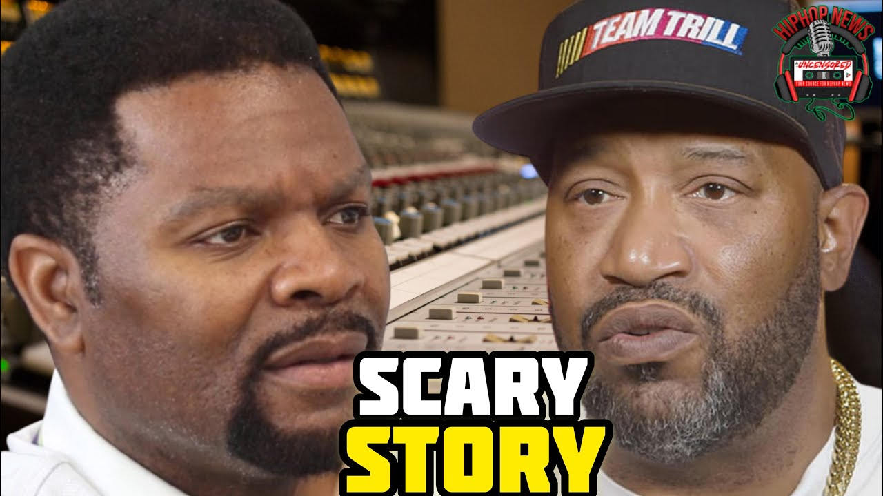 Bun B Tells J Prince The Scary Story About His Near Death Experience!