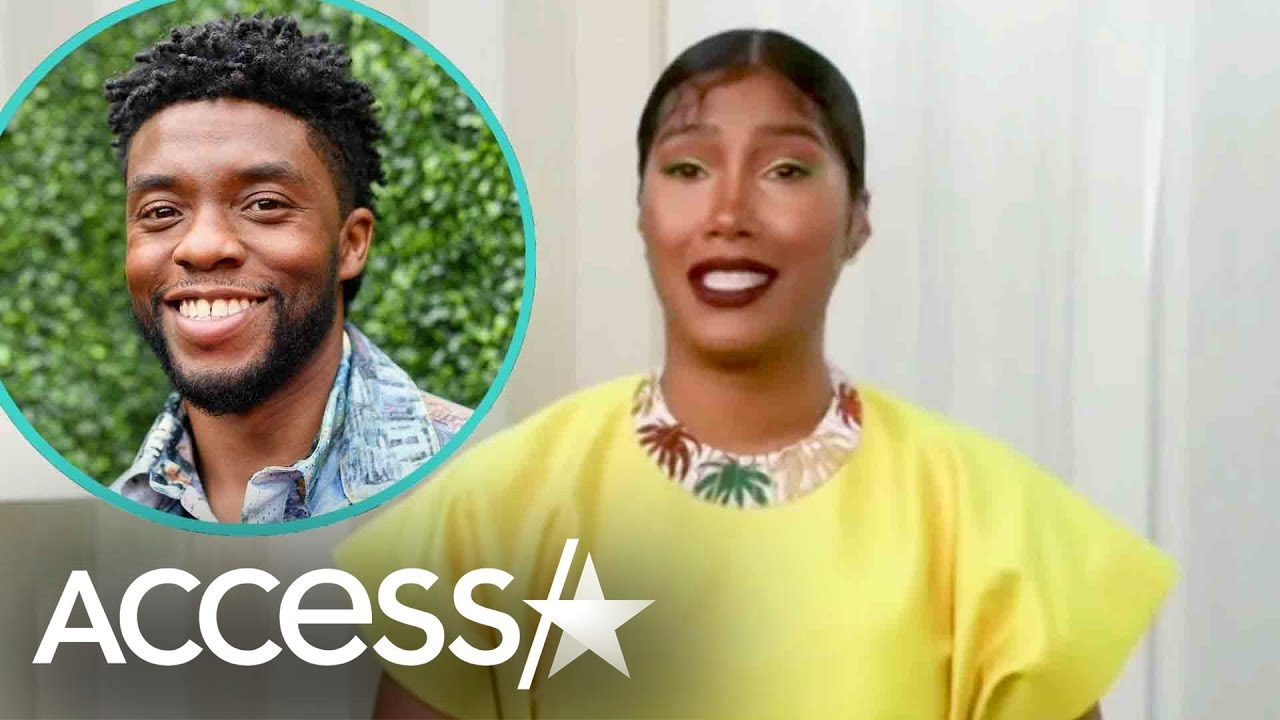 Chadwick Boseman's Wife Shares His Quote In SAG Award Acceptance Speech