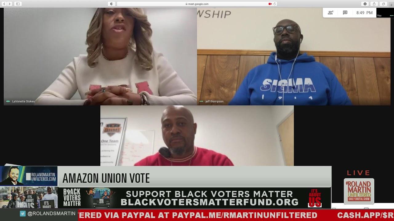 Chauvin murder trial day 4; Stacey Abrams rips Ga. biz over voter bill response; Amazon union battle