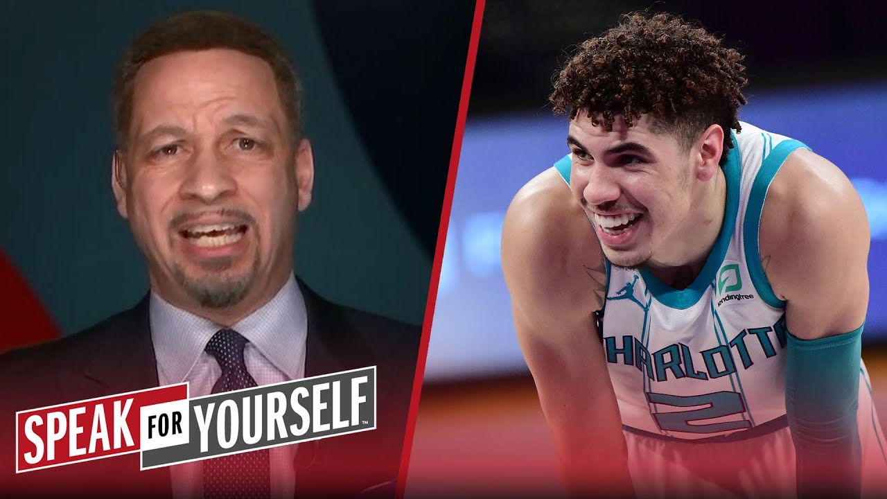 Chris Broussard defends LaMelo Ball being 3rd on NBA best under-25 list   NBA   SPEAK FOR YOURSELF
