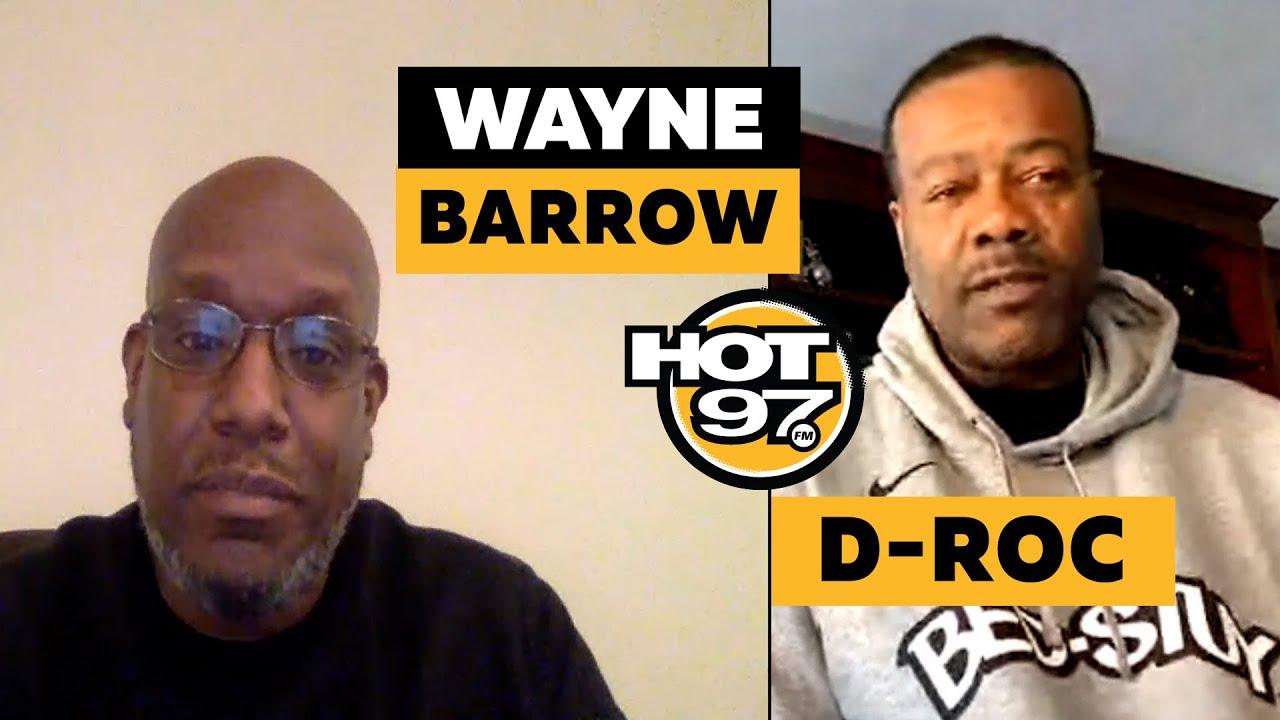 D-Roc & Wayne Barrow Share Rare Biggie Stories, + Talks Lil Kim, Jay-Z, Method Man & Documentary