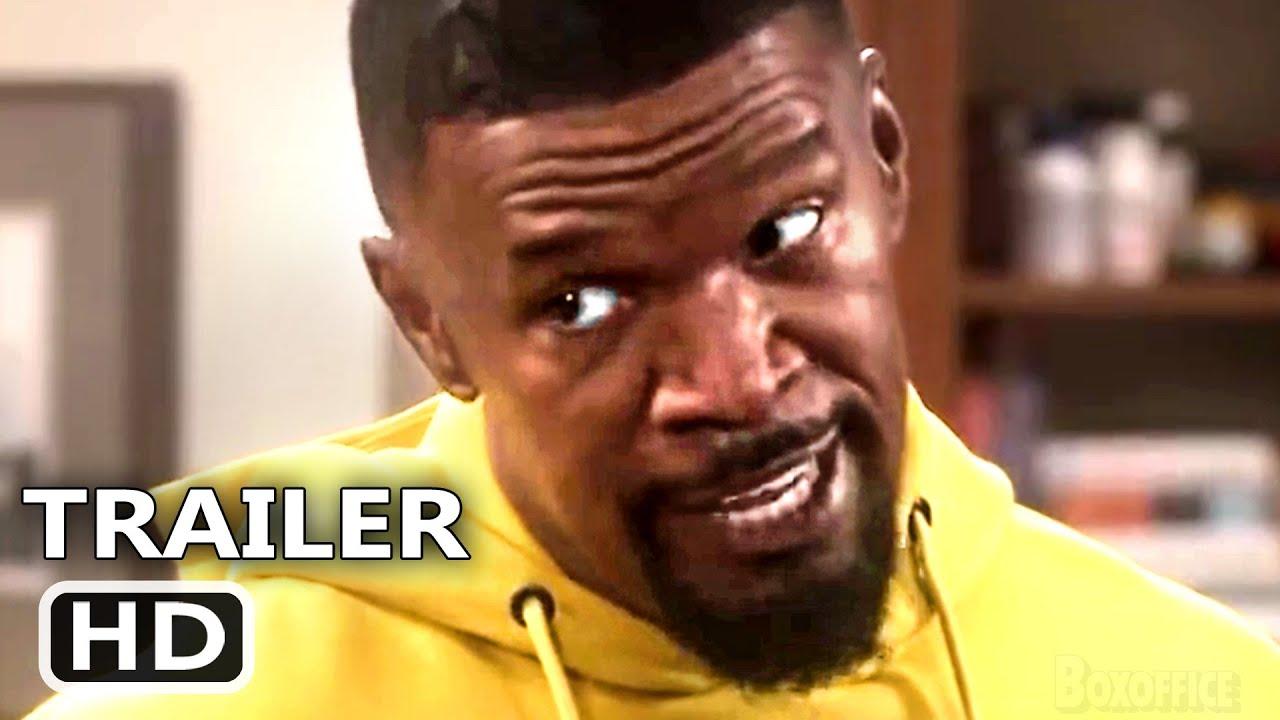 DAD STOP EMBARRASSING ME Official Trailer (2021) Jamie Foxx, Netflix Series HD