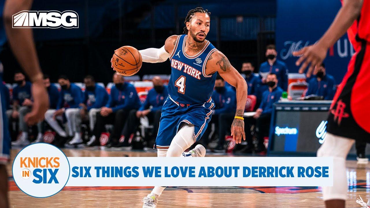 Derrick Rose's Impact on the New York Knicks