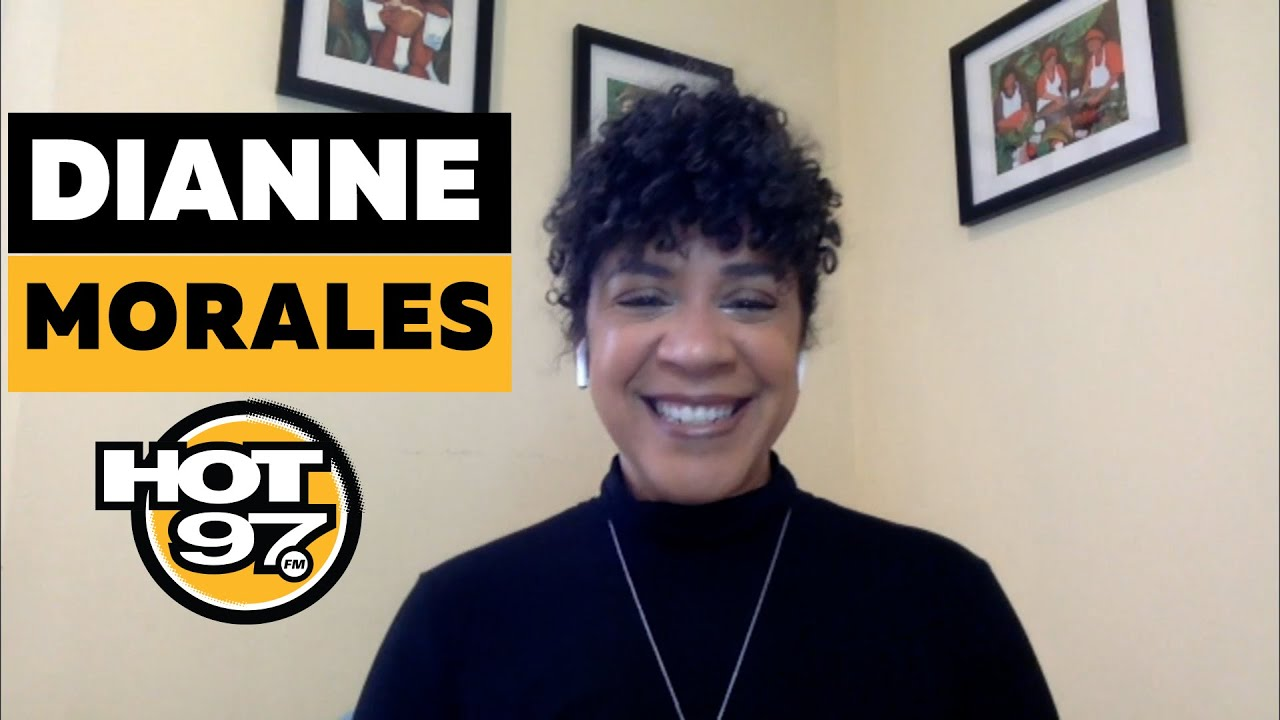 Dianne Morales On Gov. Cuomo Controversy, NYPD, + Why She's Running For NYC Mayor