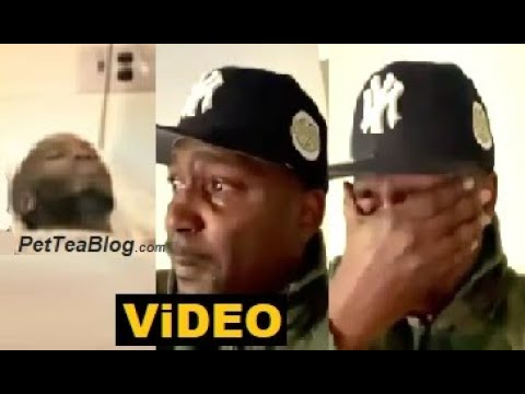 DMX Brother Drag-On Cries & Not Ready to Accept his Death 😢 VIDEO