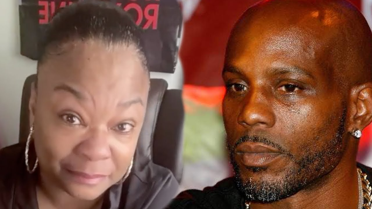 DMX friend Roxanne Shante breakdown in tears shares stories about his mother abandoned him R.I.P