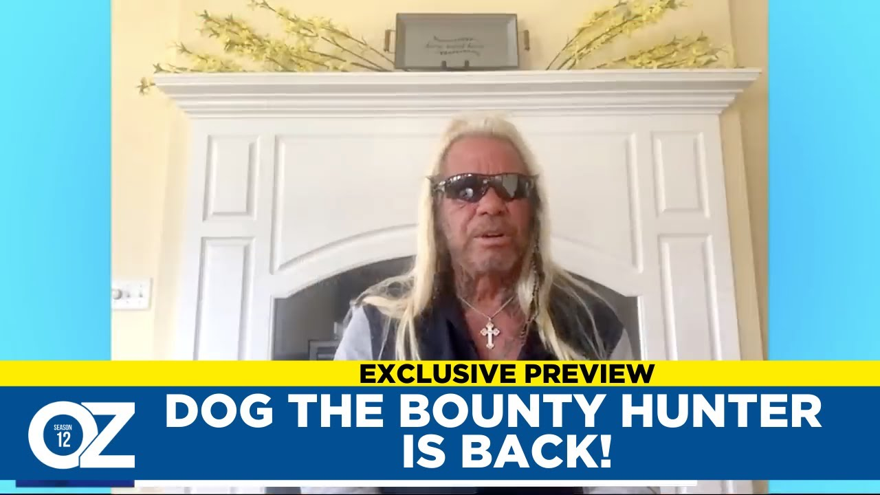 Dr. Oz And Dog The Bounty Hunter Discuss His First Hunt With New Fiancée