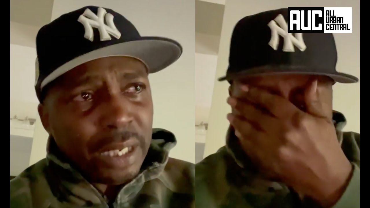 Drag-On Reacts To DMX Passing 😢 And Cant Stop Crying