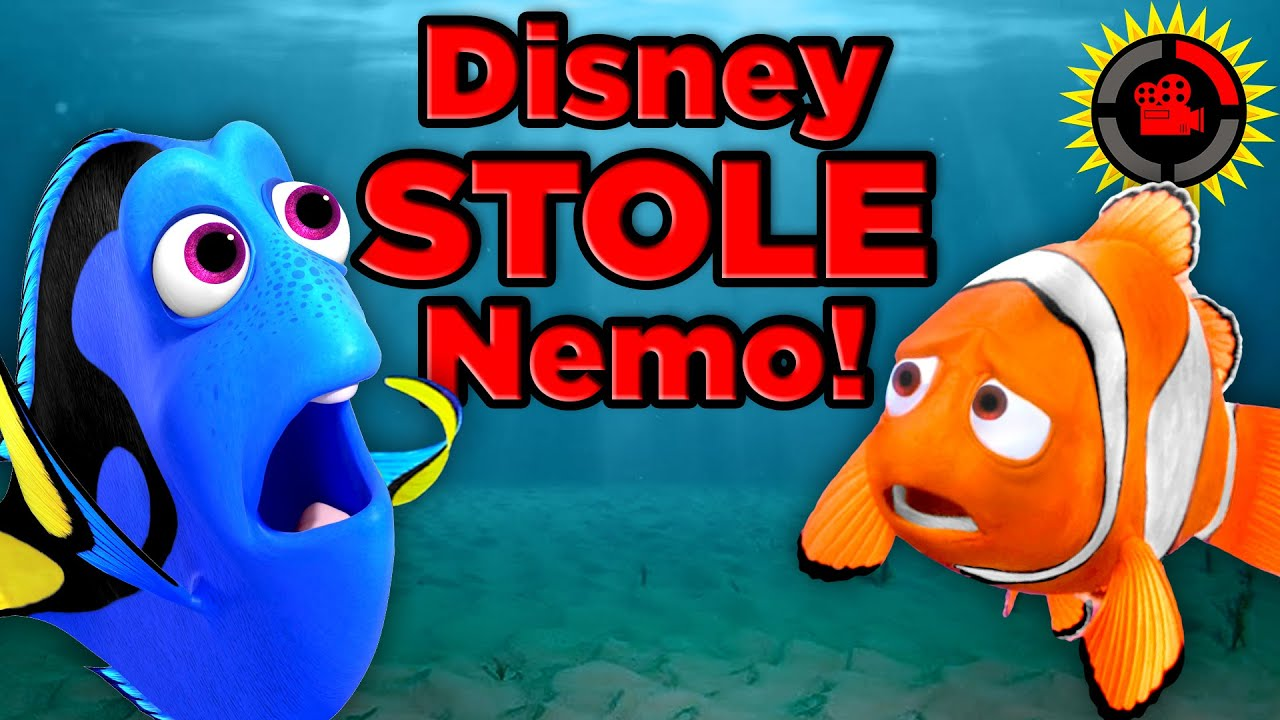 Film Theory: Did Disney STEAL Finding Nemo?