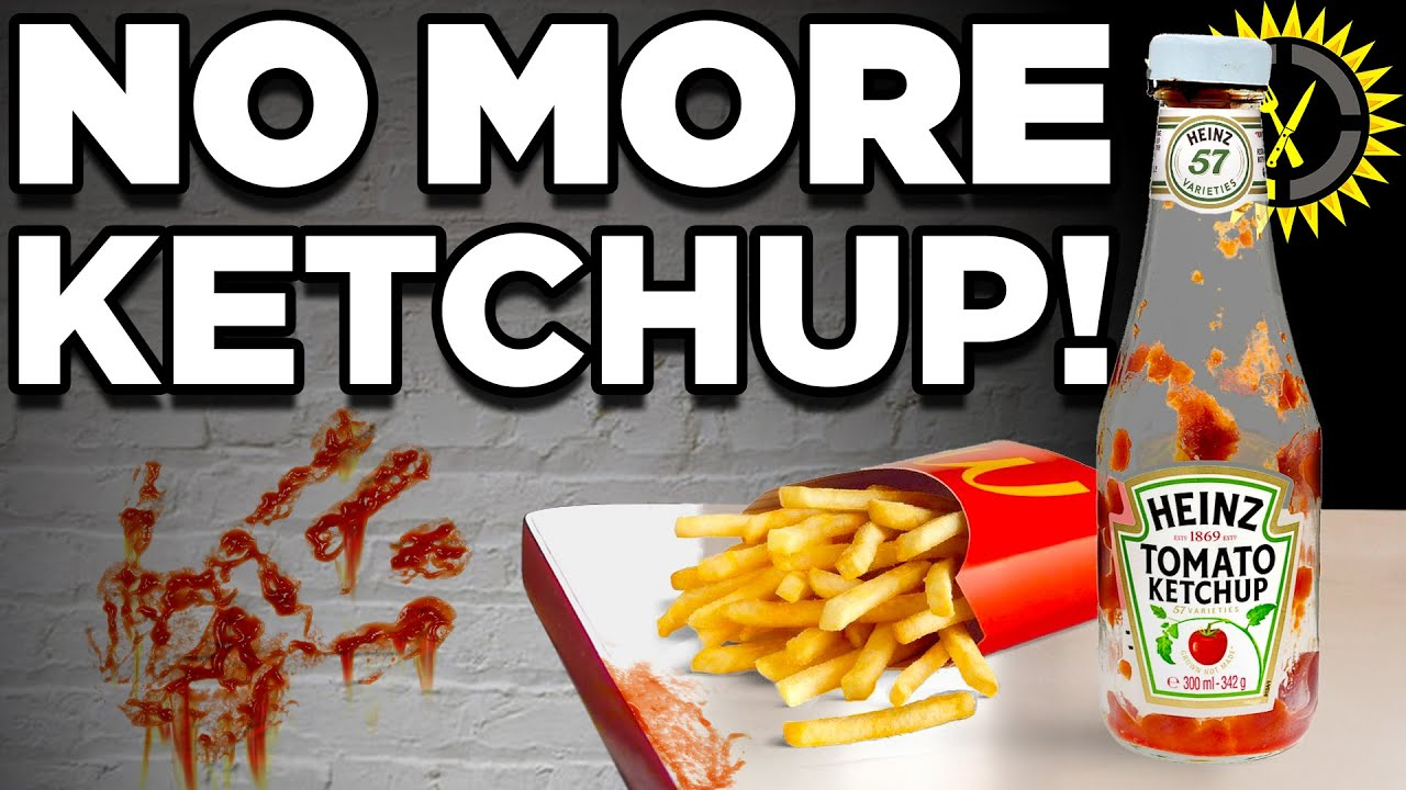 Food Theory: We Are RUNNING OUT of Ketchup! (McDonalds)