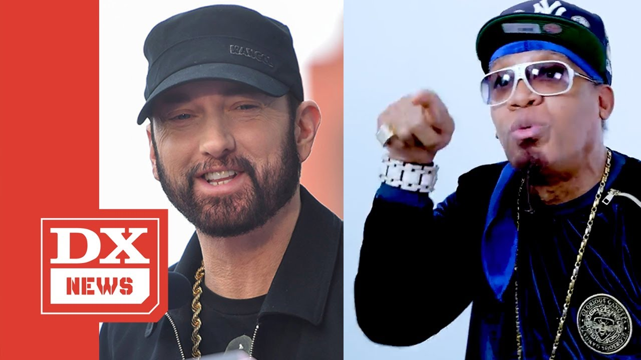 """Hip Hop Pioneer Melle Mel Says He Can """"Easily"""" Outrap Eminem"""