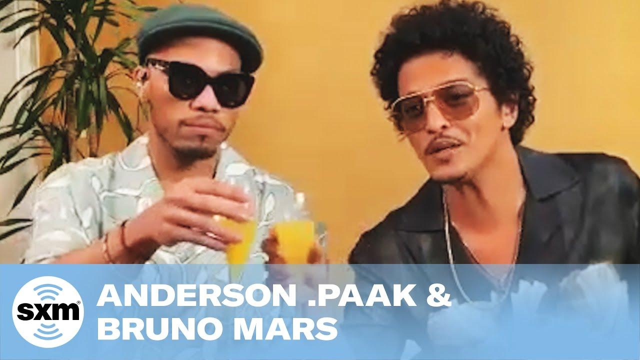 "Is ""Ricky Regal"" Bruno Mars' Alter Ego?"