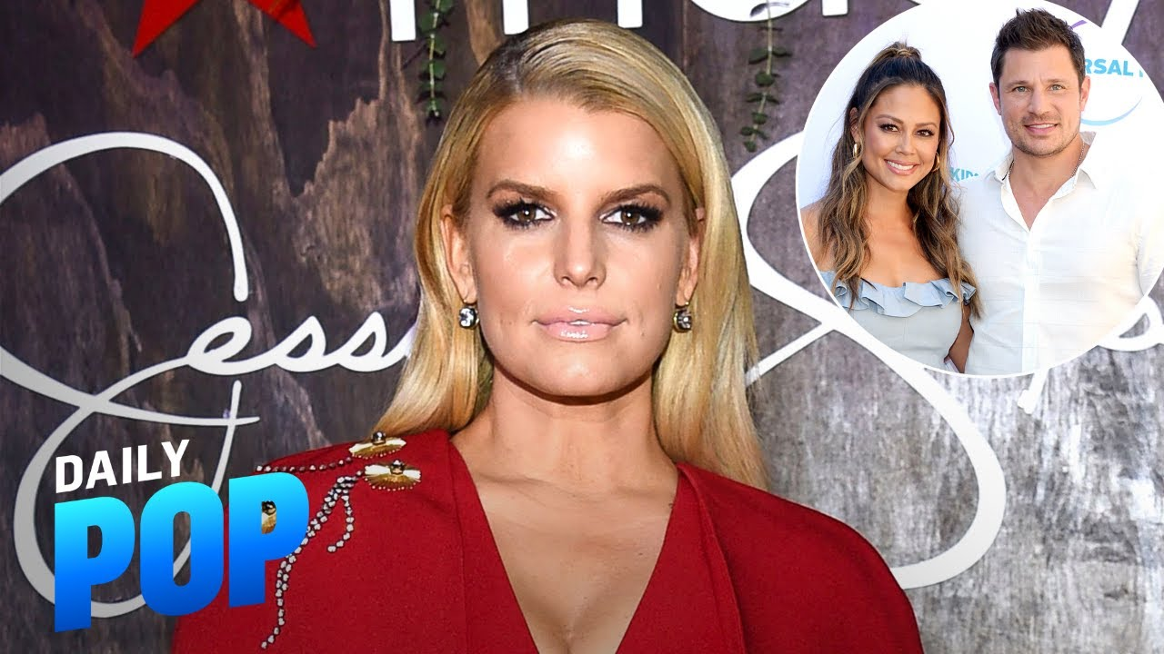 "Jessica Simpson ""Saddened"" By Nick Lachey Moving on So Fast 