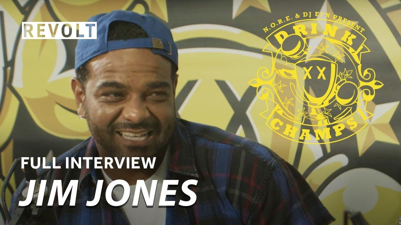 Jim Jones   Drink Champs (Full Episode)