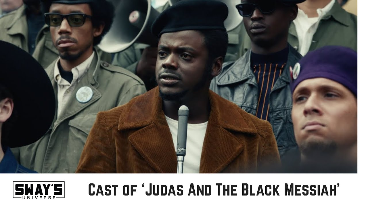 'Judas and the Black Messiah' Town Hall on Sway In The Morning   SWAY'S UNIVERSE