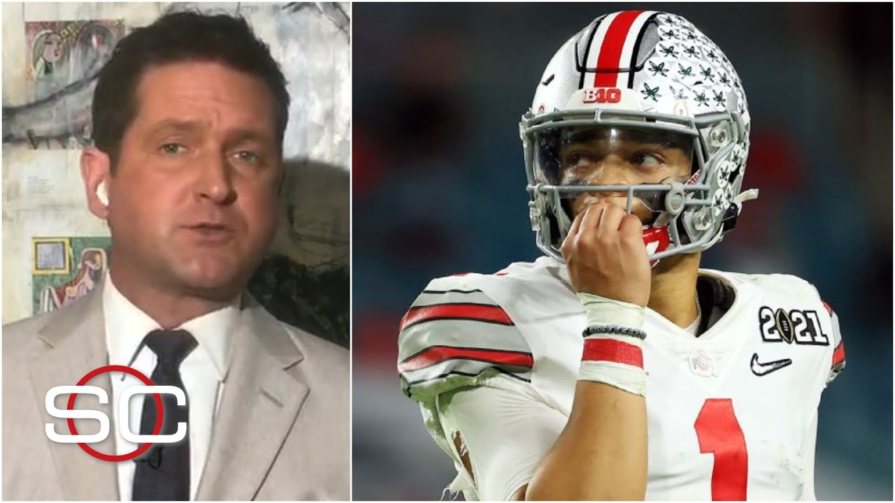 Justin Fields to the Patriots? Todd McShay explains the pick in his 2021 NFL Mock Draft 4.0