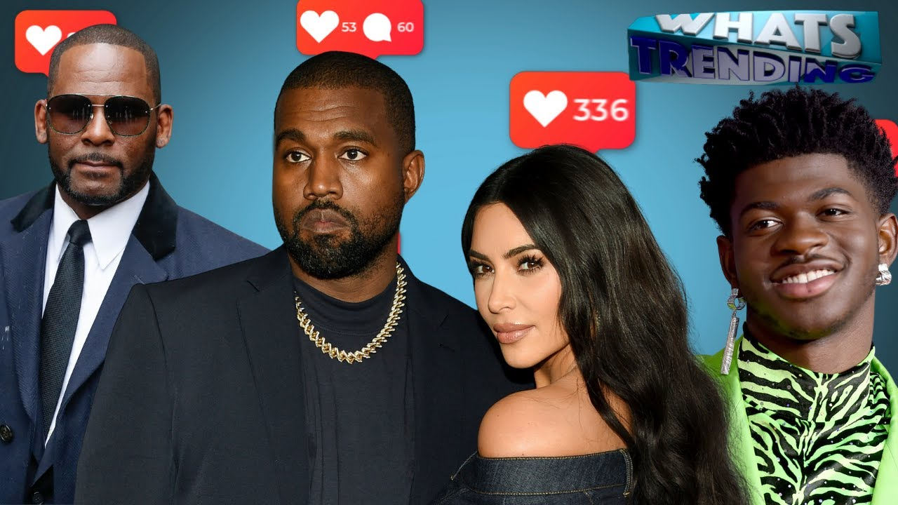 Kanye West Annoyed With Kim Kardashian, R. Kelly's Associates Turn On Him, & More | What's Trending