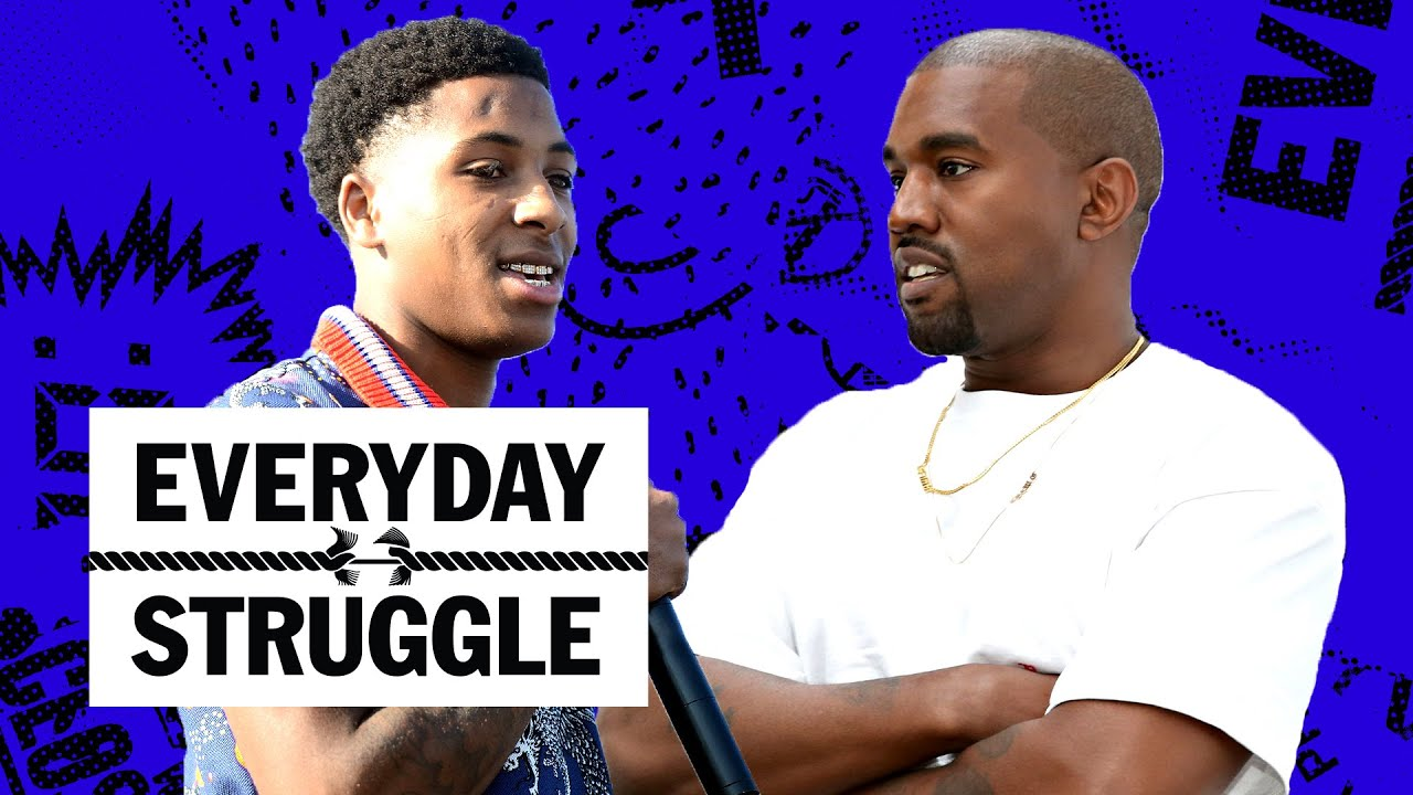 Kanye Won't Release Music Until He's Freed From Labels, NBA YoungBoy 'Top' Album   Everyday Struggle